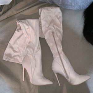 Tan Suede Boot